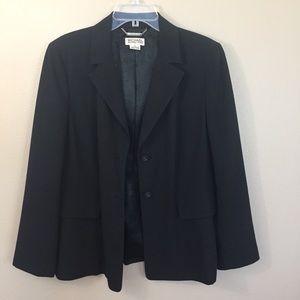 Michael Kors black blazer size 12
